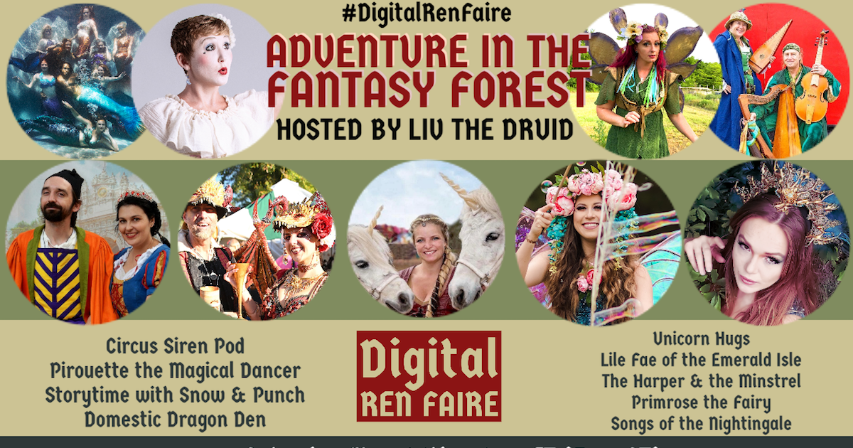 Episode 2: Adventure in the Fantasy Forest