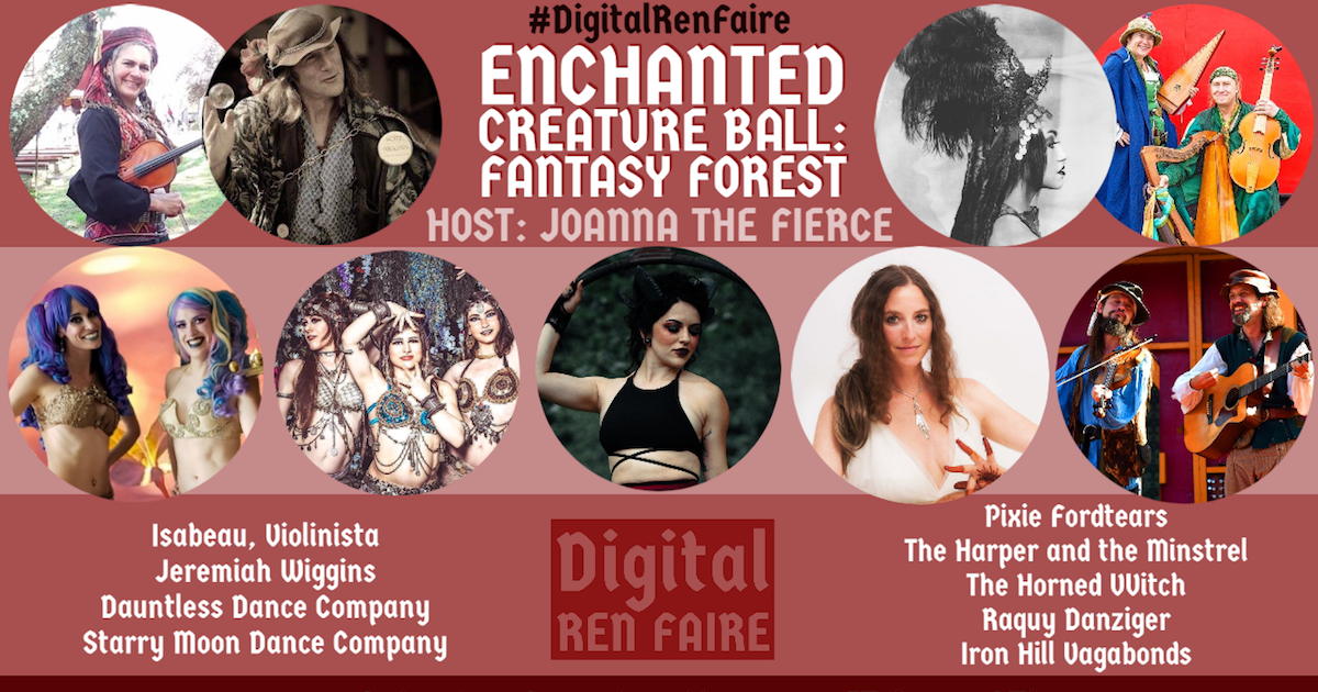 Episode 6: Enchanted Creature Ball – Fantasy Forest