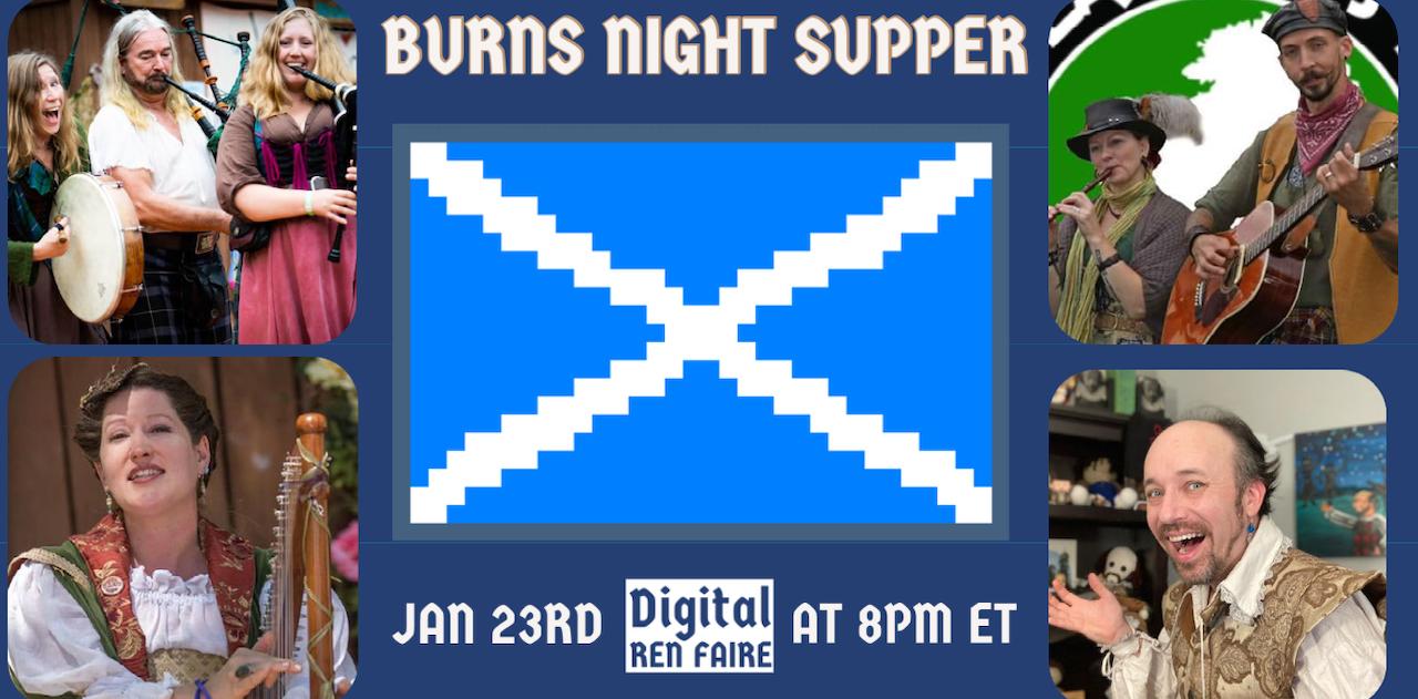 DRF Burns Night